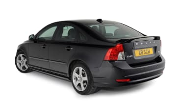 Used Volvo S40 - rear