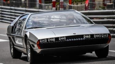 Lamborghini Marzal - front