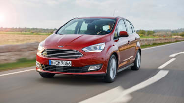 Ford C-MAX tracking