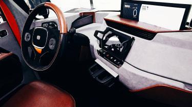 REDS EV - interior
