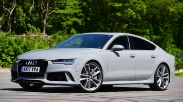 Audi RS7 Performance - front static