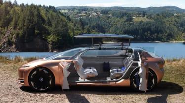 Renault Symbioz - doors open