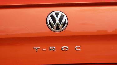 Used Volkswagen T-Roc - T-Roc badge