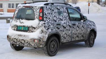 Fiat Panda Cross facelift 7
