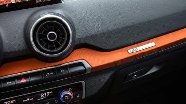 Audi Q2 - interior detail
