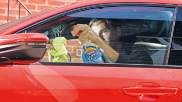 Car Product Awards - best glass cleaner