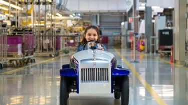 Rolls-Royce SRH - head on