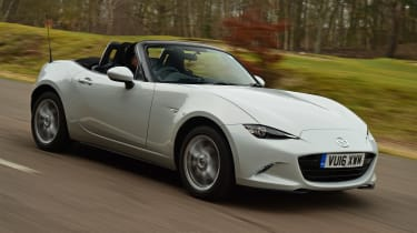 Mazda MX-5 long-term final report - front