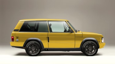 Range Rover Chieftain - side