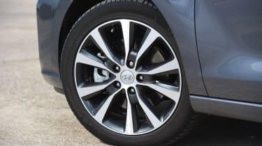 Hyundai i30 Tourer - wheel