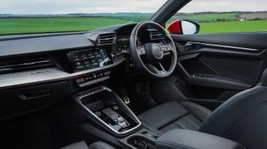 Audi A3 40 TFSI e PHEV - cabin