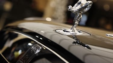 Rolls-Royce Ghost Elegance Geneva - Spirit of Ecstasy