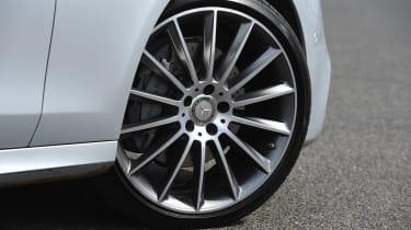 Mercedes E-Class Estate long term - first report wheel
