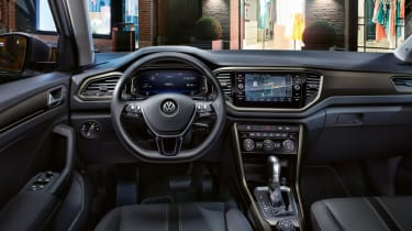 Getting personal with the T-Roc (sponsored) - interior
