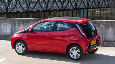 Toyota Aygo X-pression X-Wave rear