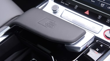 Audi e-tron S - transmission