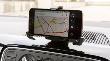 Triple test – Skoda Citigo - sat-nav