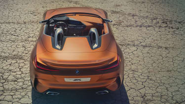 BMW Concept Z4 Studio - full rear