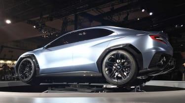 Subaru VIZIV Performance Concept - rear static