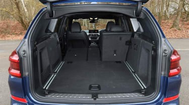 BMW X3 - boot