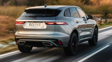 Jaguar F-Pace P400 - rear