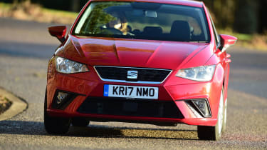 Long-term test review: SEAT Ibiza - first report front action