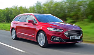 Ford Mondeo Hybrid Estate - front