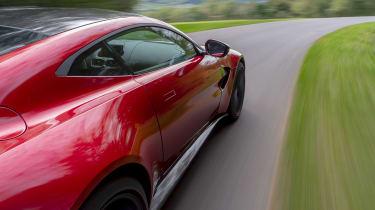 Aston Martin Vantage AMR - action