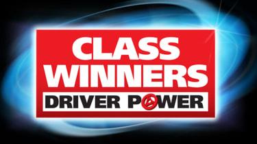 Driver Power 2011 Class Winners
