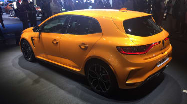 New Renault Megane RS - rear