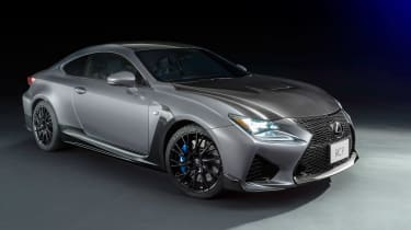 Lexus RC F 10th Anniversary header