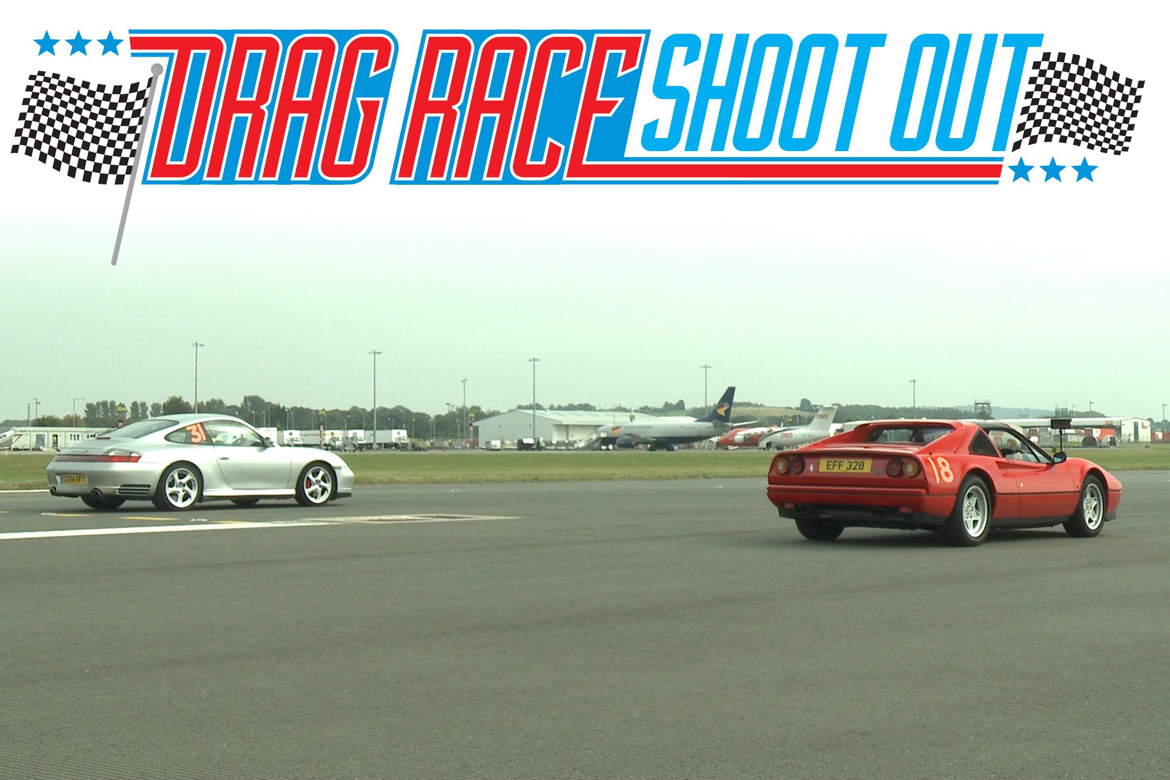 Porsche 911 996 C4S vs Ferrari 328 GTS | Auto Express