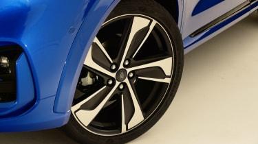 Ford Puma - studio wheel