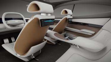 Hyundai Le Fil Rouge concept - seats