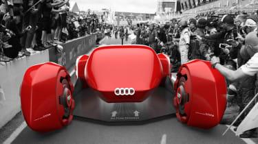 Michelin Design Challenge 2017 - Audi Ayrus