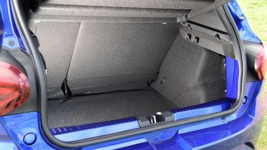 Dacia Sandero - boot