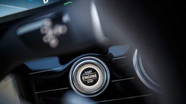 Mercedes E-Class - start/stop