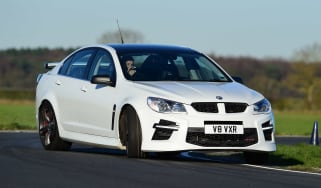 Vauxhall VXR8 GTS - front cornering