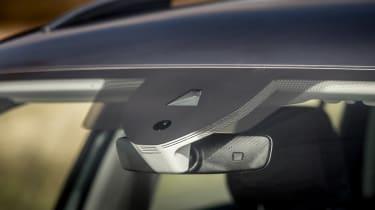 Skoda Kodiaq - rear view mirror