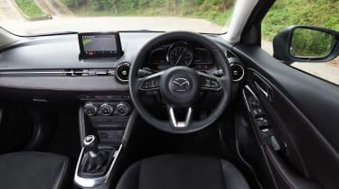 Used Mazda 2 Mk3 - dash