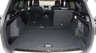BMW X1 - boot seats down