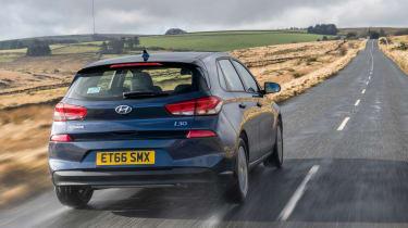 New Hyundai i30 - rear