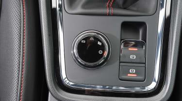 SEAT Ateca FR - parking brake