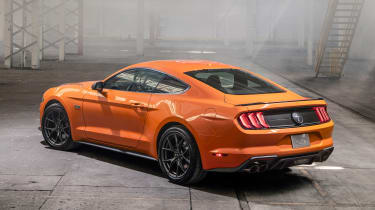 Ford Mustang High Performance Package - rear