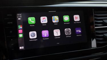 Volkswagen California T6.1 - Apple CarPlay