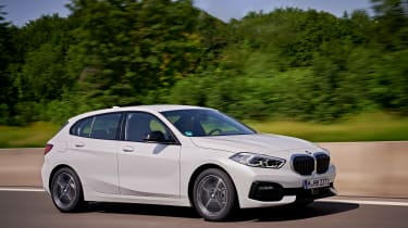 BMW 1 Series 2019 side