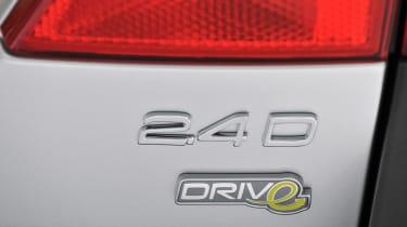 Volvo XC70 badge