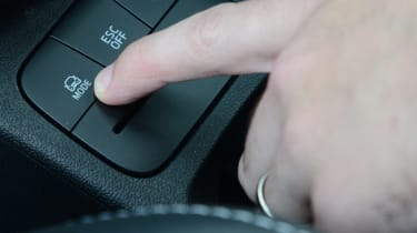ford fiesta st long termer mode button