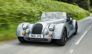 New Morgan Plus 6 2021 review - front