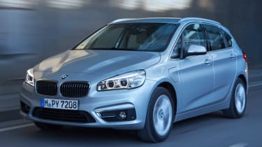 A to Z guide to electric cars - BMW 225xe